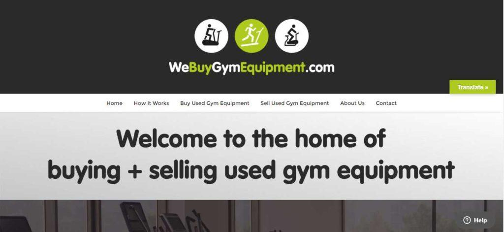 WeBuyGymEquipment.com