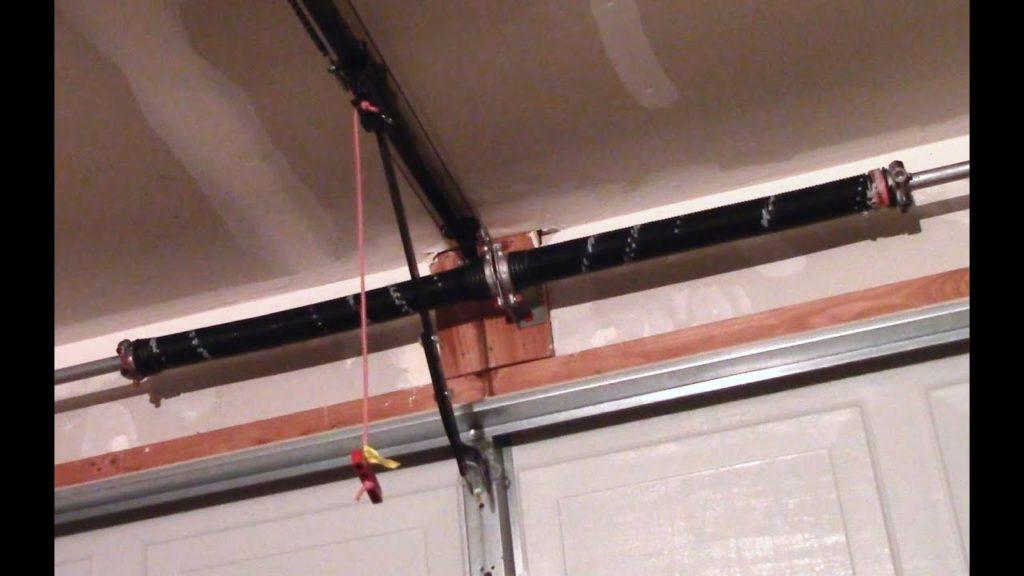 garage door torsion springs