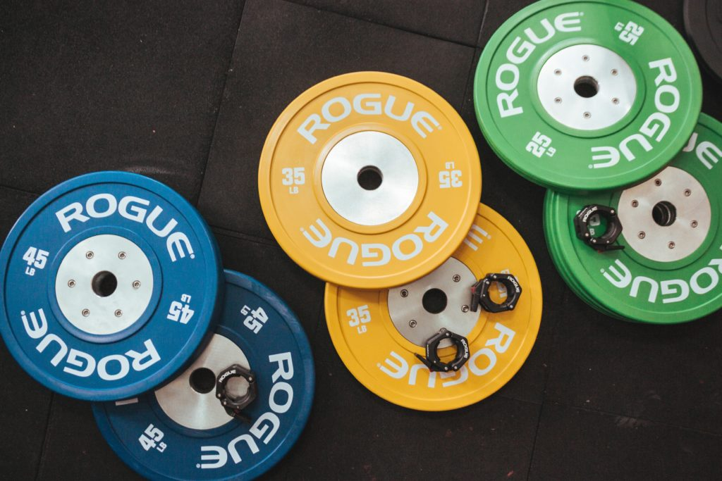 barbell plates for garage gym